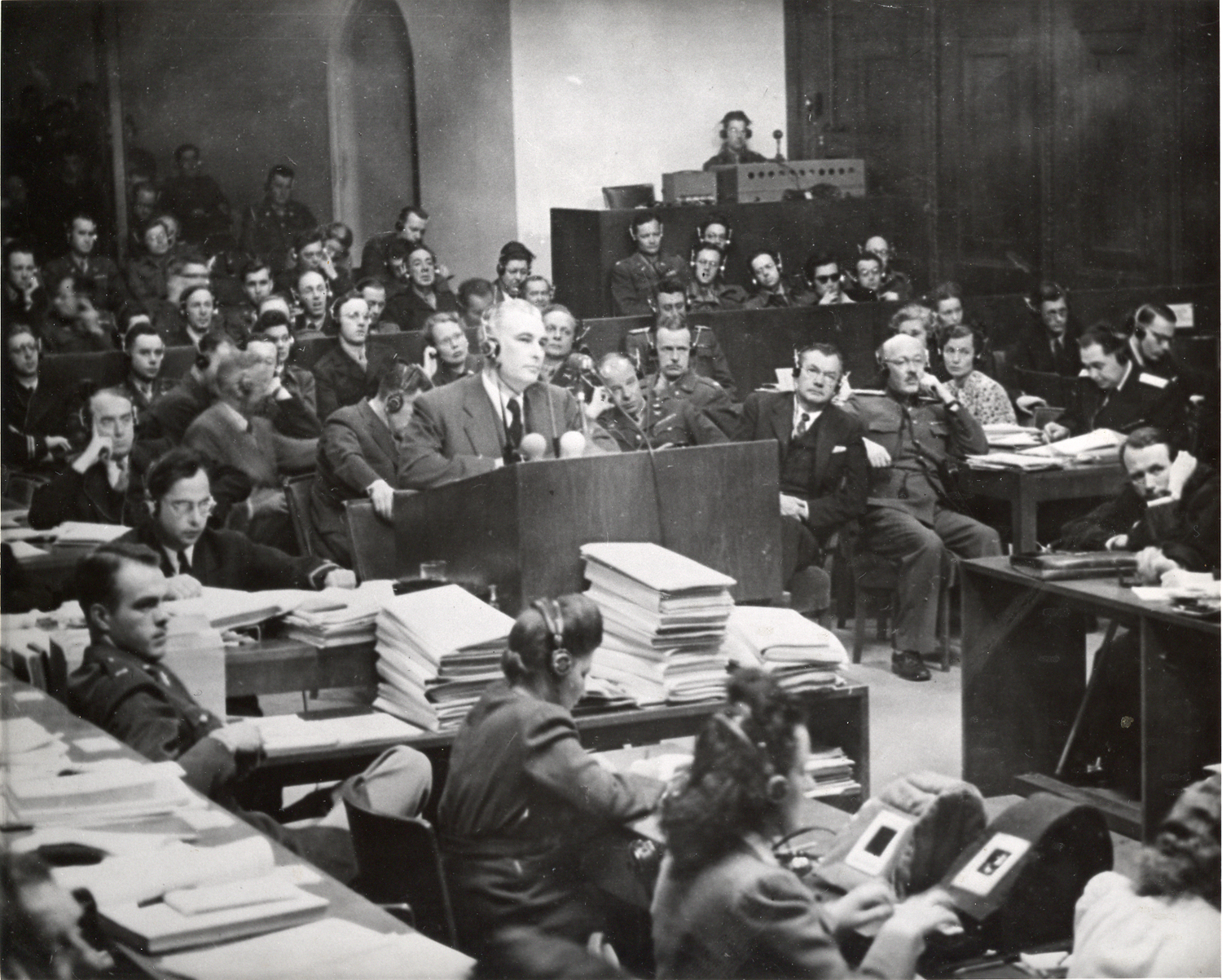 essay on the nuremberg trials Gravediggers of memory - the history210 essays of elliot neaman's  the  nuremberg trials took place during the immediate aftermath of.