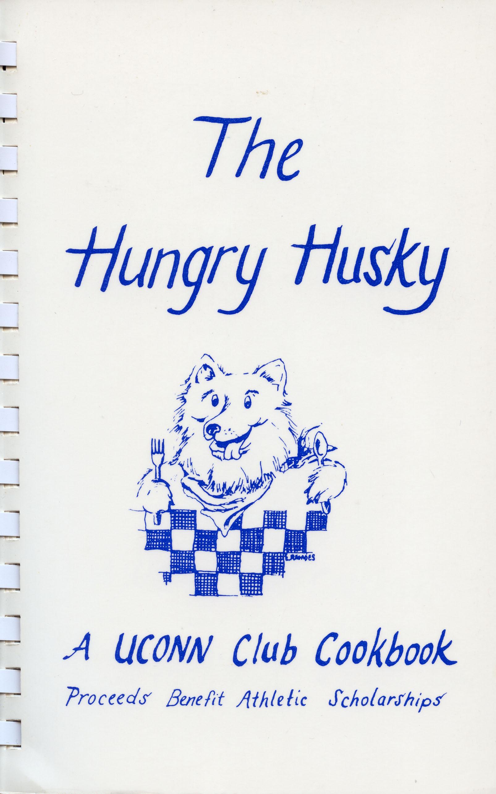 Hungry Husky A10857
