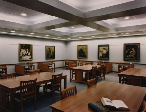 John P. McDonald Reading Reading Room, Archives & Special Collections