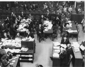 Court Scenes, 1945-1946