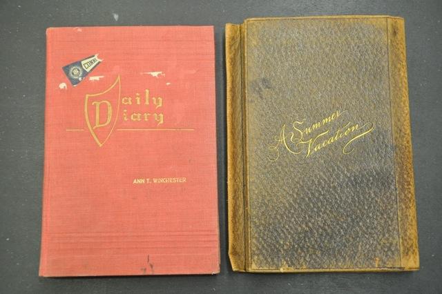 why i write a diary book