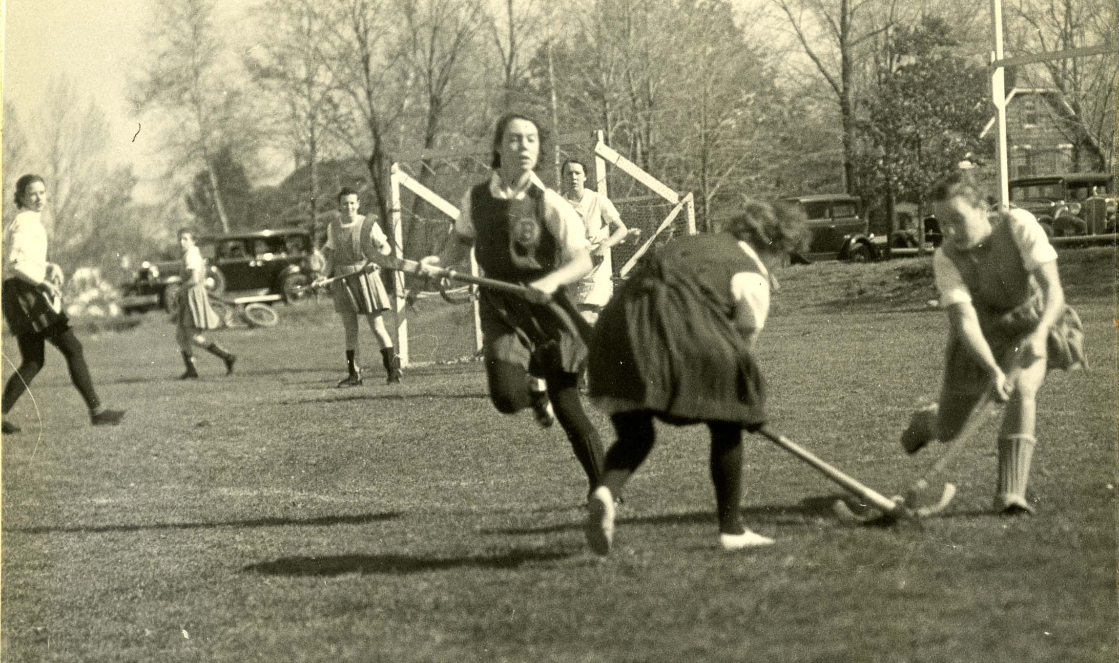 Field hockey, 1933
