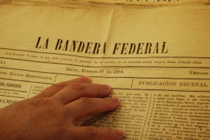 La Bandera Federal (newspaper)