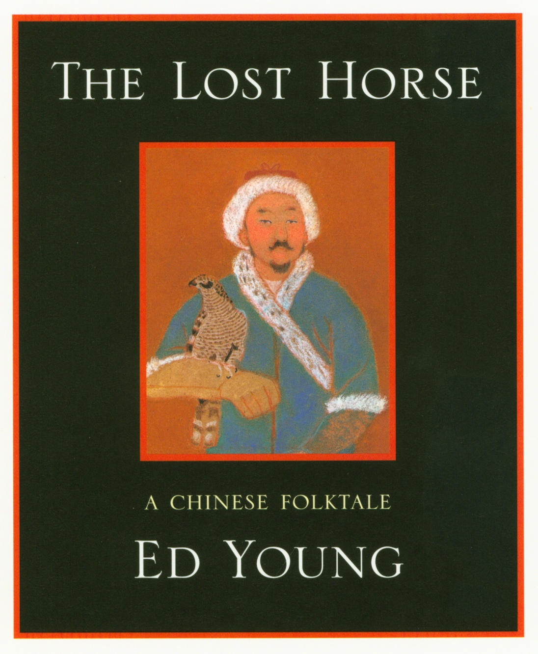 The Lost Horse, title page
