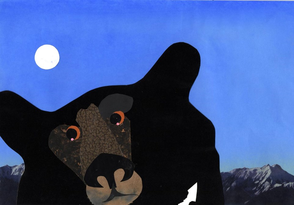 Moon Bear, pg. 6/7
