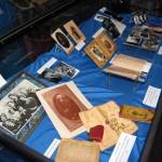 Portion of deTour exhibit
