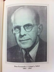Fernando Géigel y Sabat