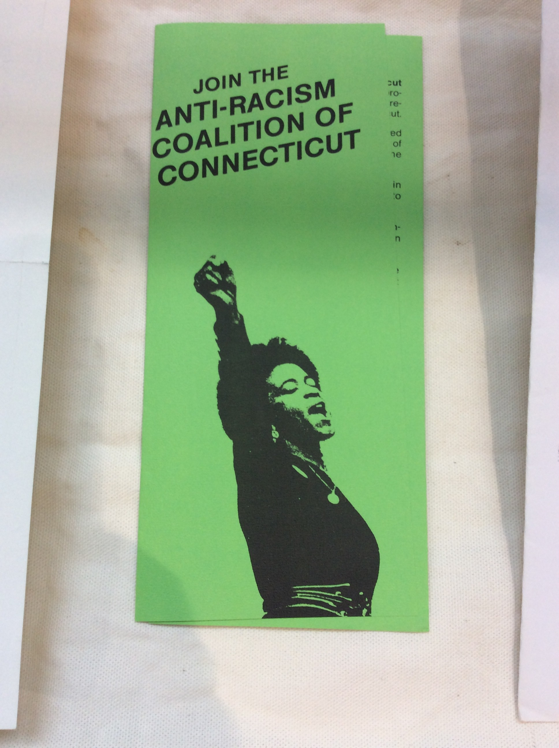 the ku klux klan rebel pride and anti klan resistance archives anti racism coalition of connecticut pamphlet