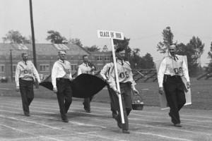 Alumni Day, 1941