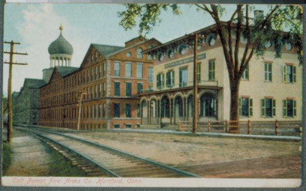 Colt Armory, Hartford, Connecticut