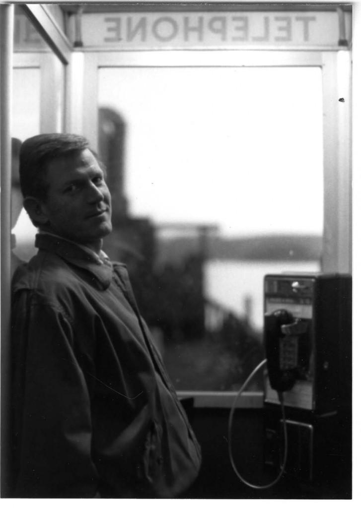 Bill Berkson 1985