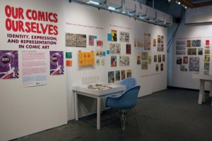 Our Comics, Ourselves at Interference Archive