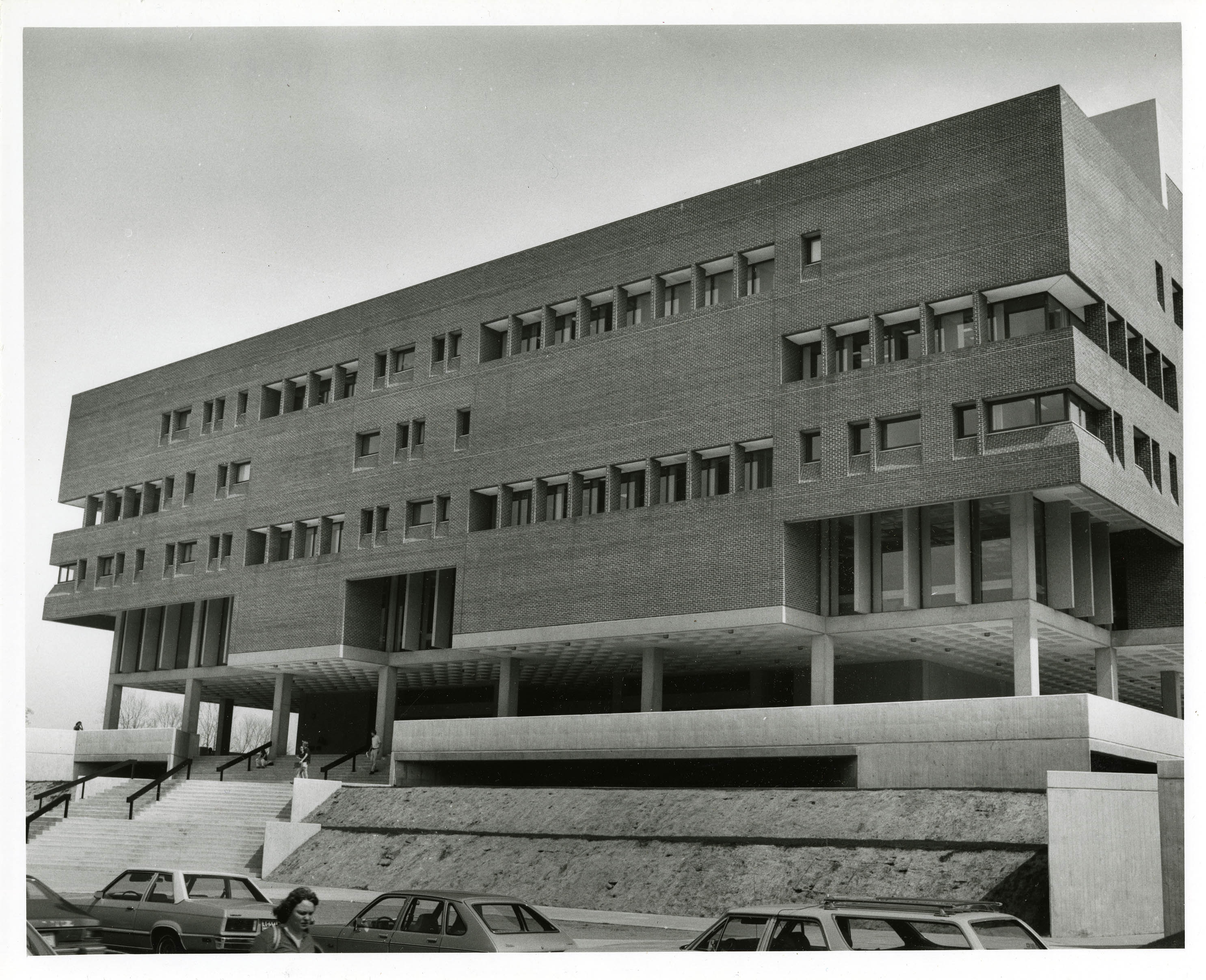 University of Connecticut Library, May 8, 1979