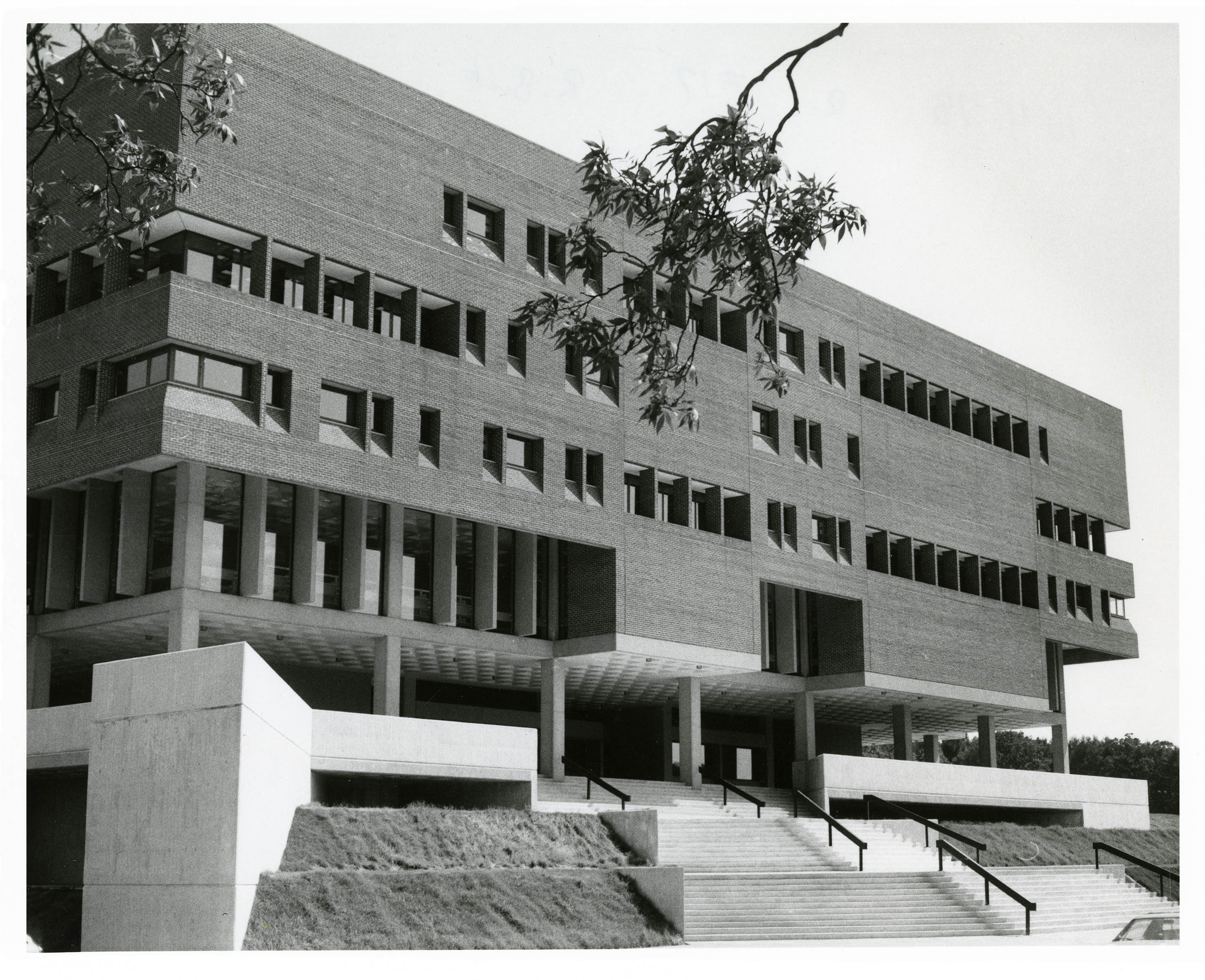 University of Connecticut Library, ca. 1978