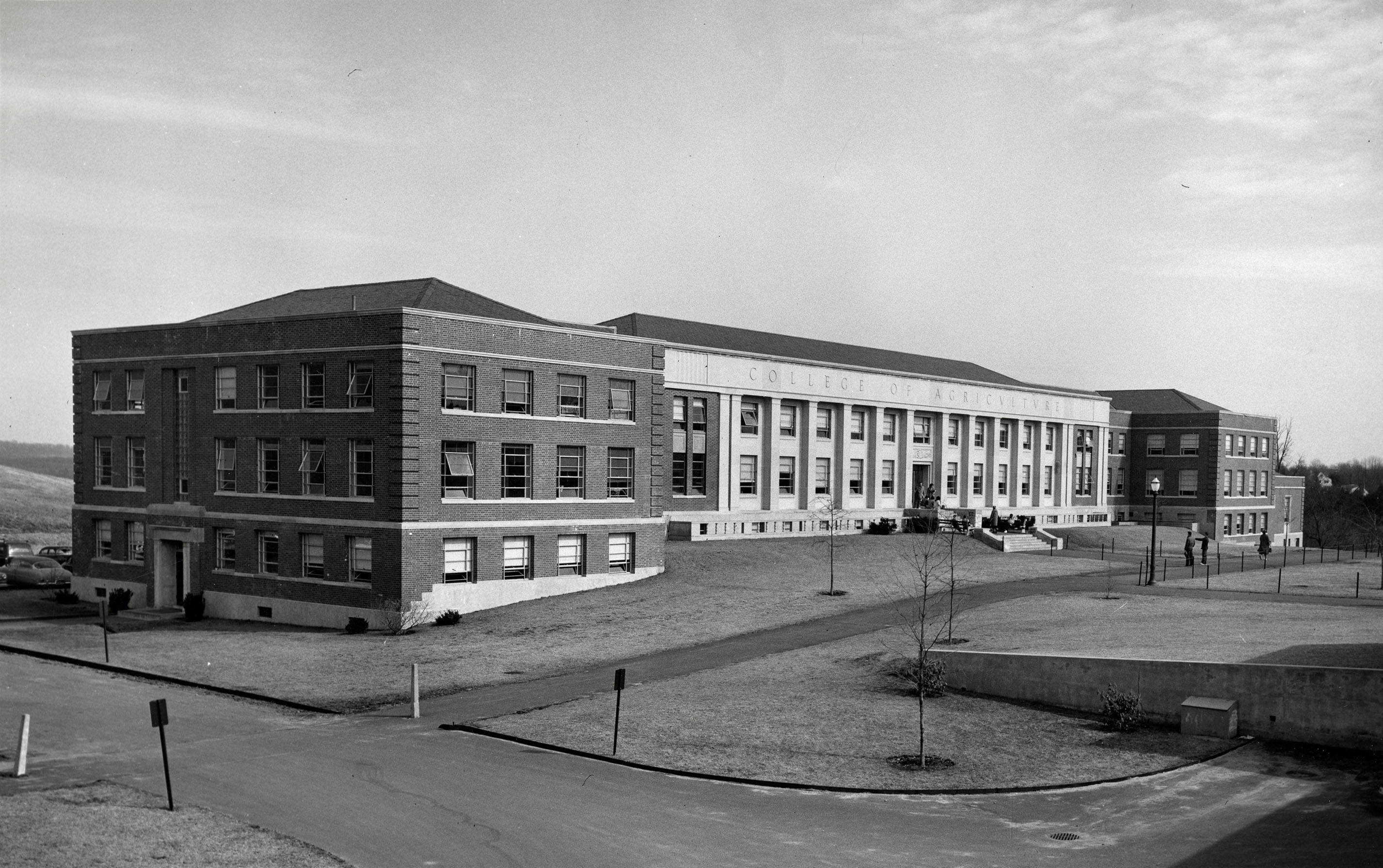 Wilfred B. Young Building, 1953