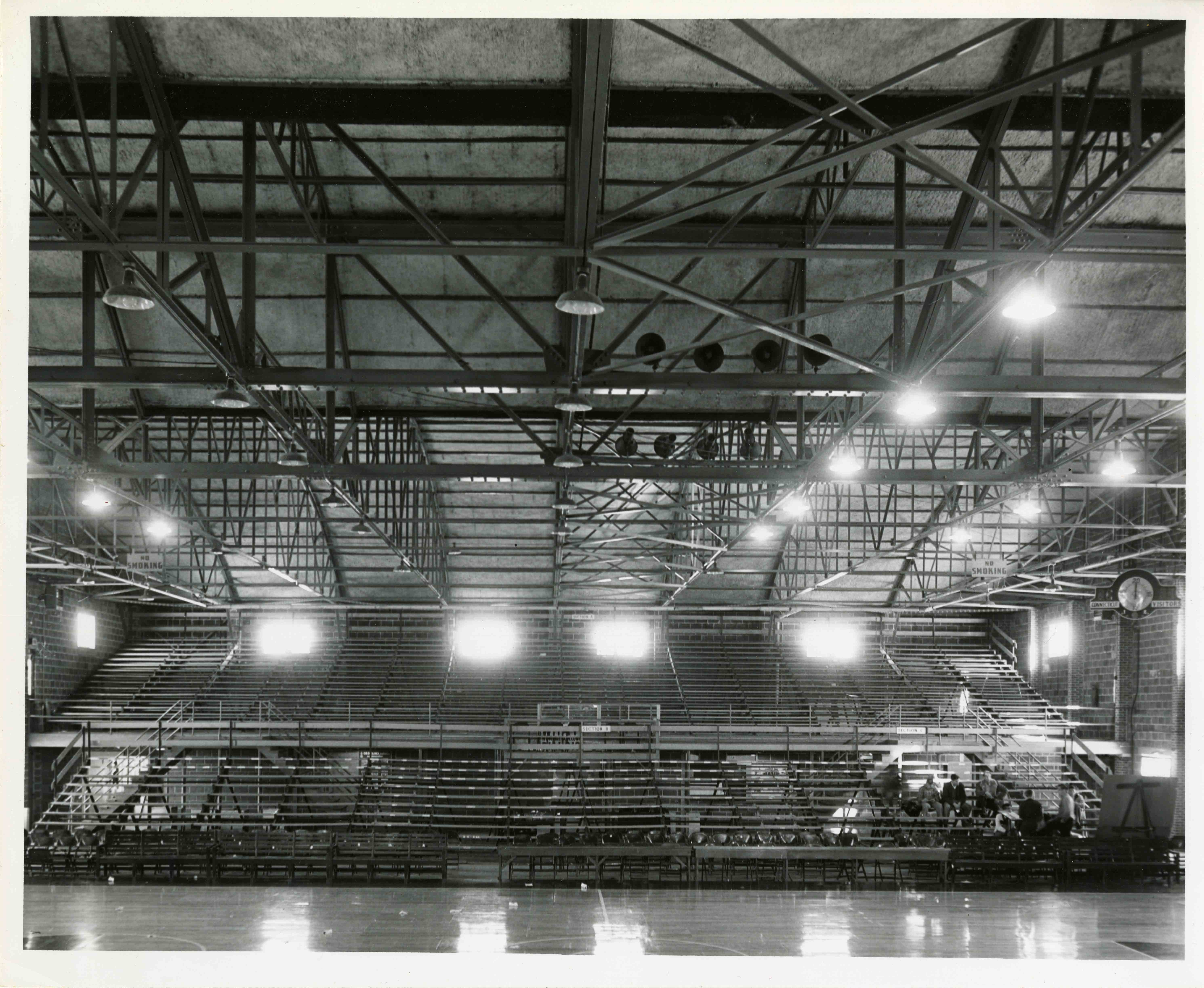 Hugh Greer Field House, 1950
