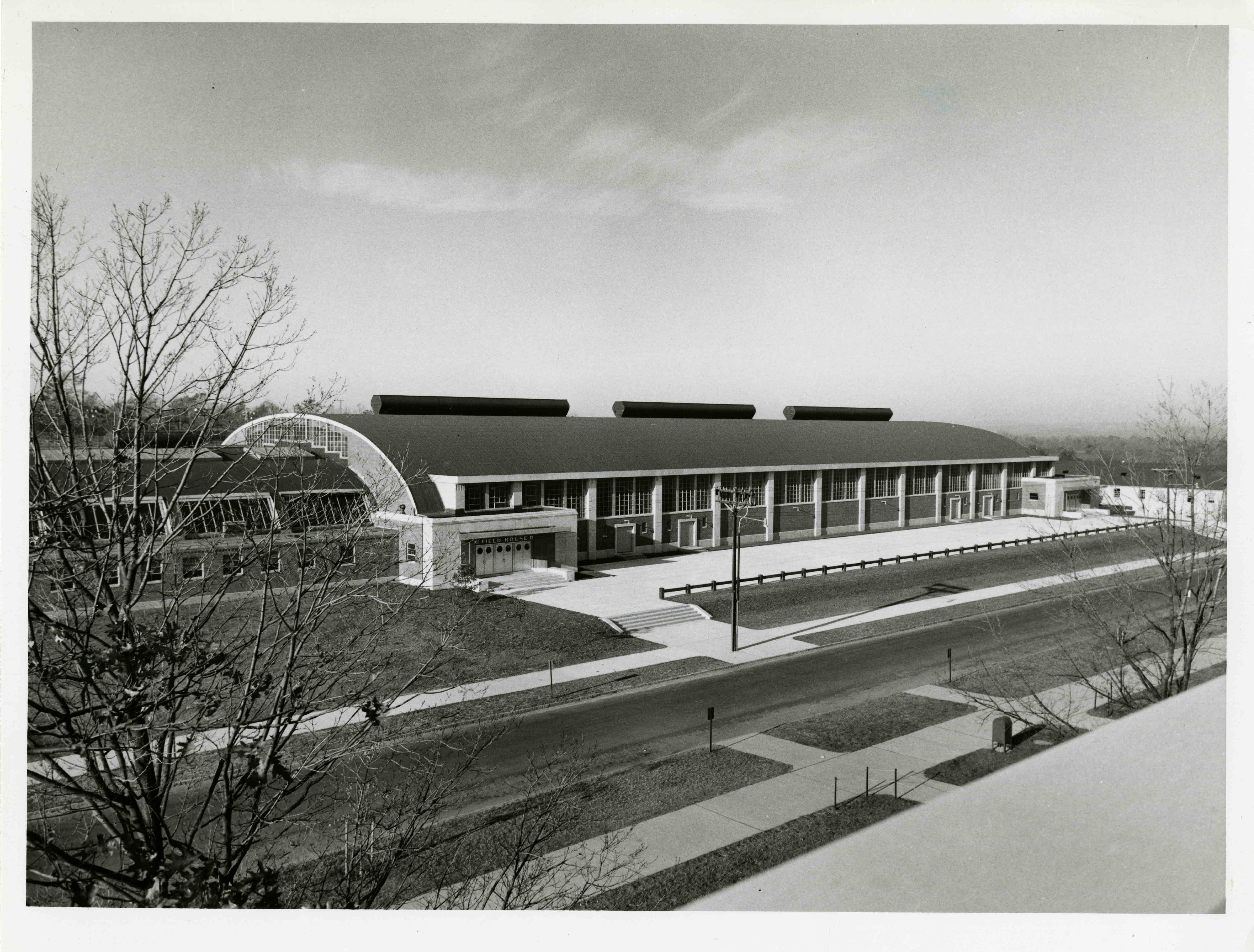Hugh Greer Field House, 1960