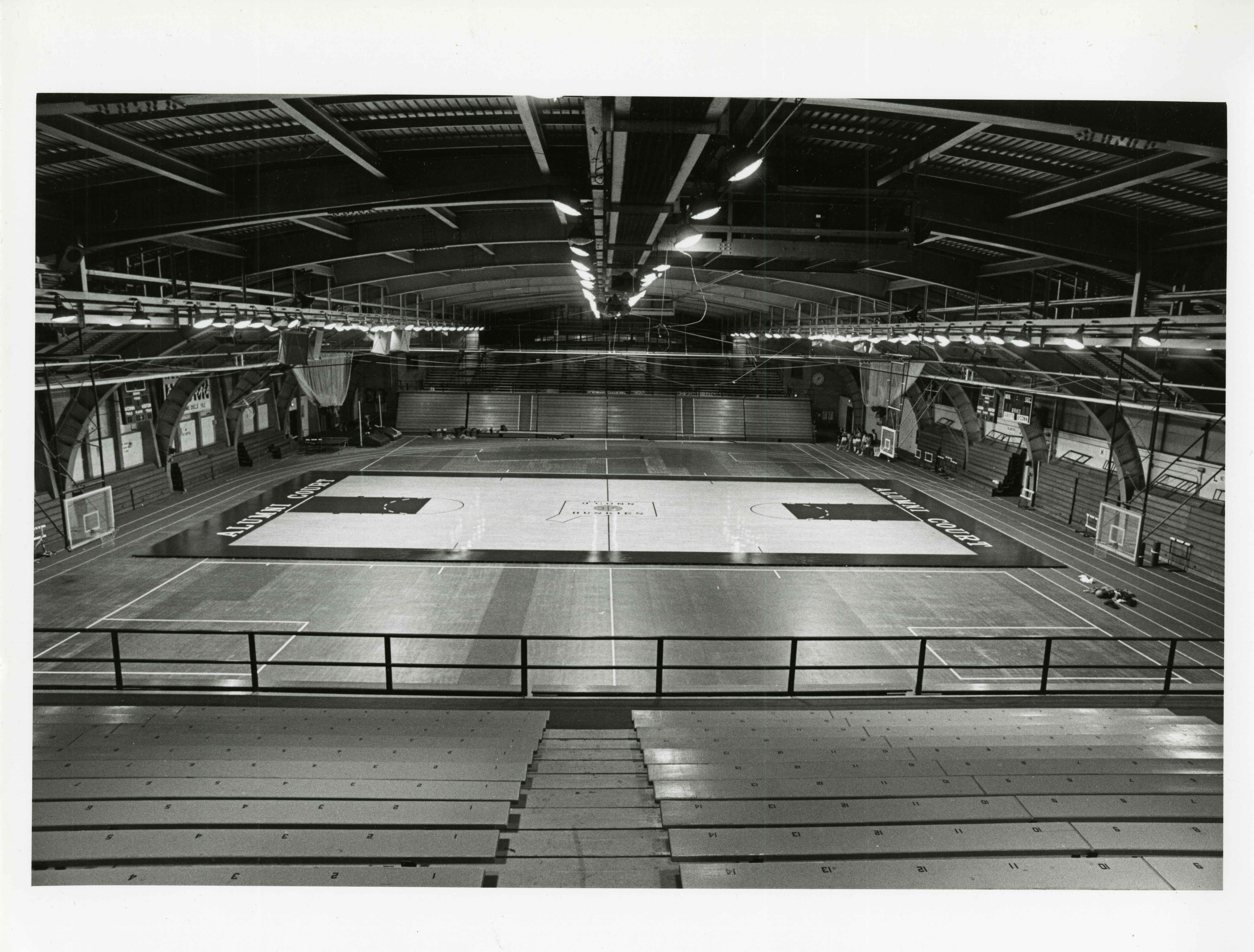 Hugh Greer Field House, 1970