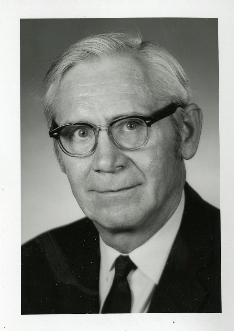 Psychology Professor Weston A. Bousfield