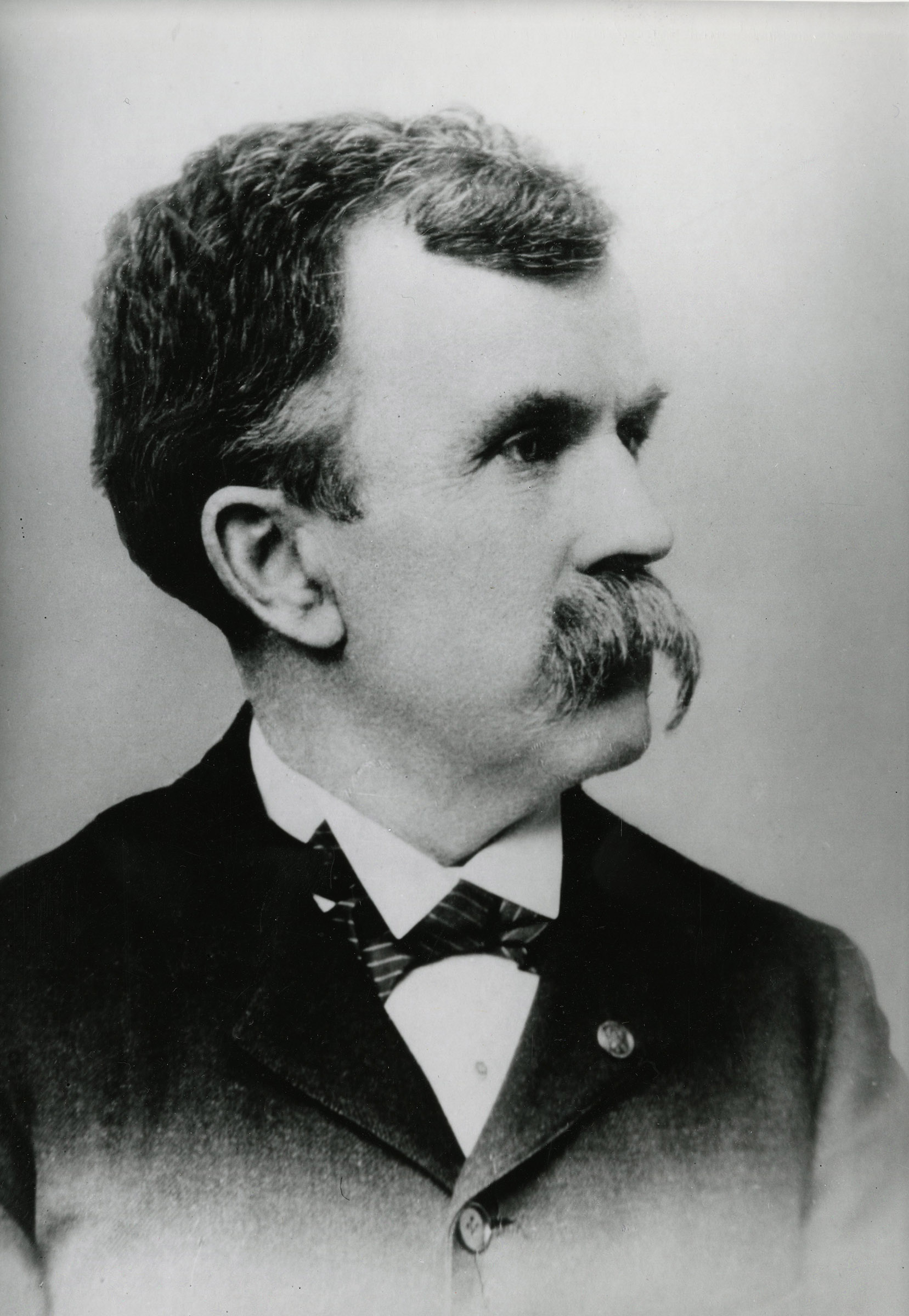 Benjamin Koons (1844-1903), first President of the Storrs Agricultural College