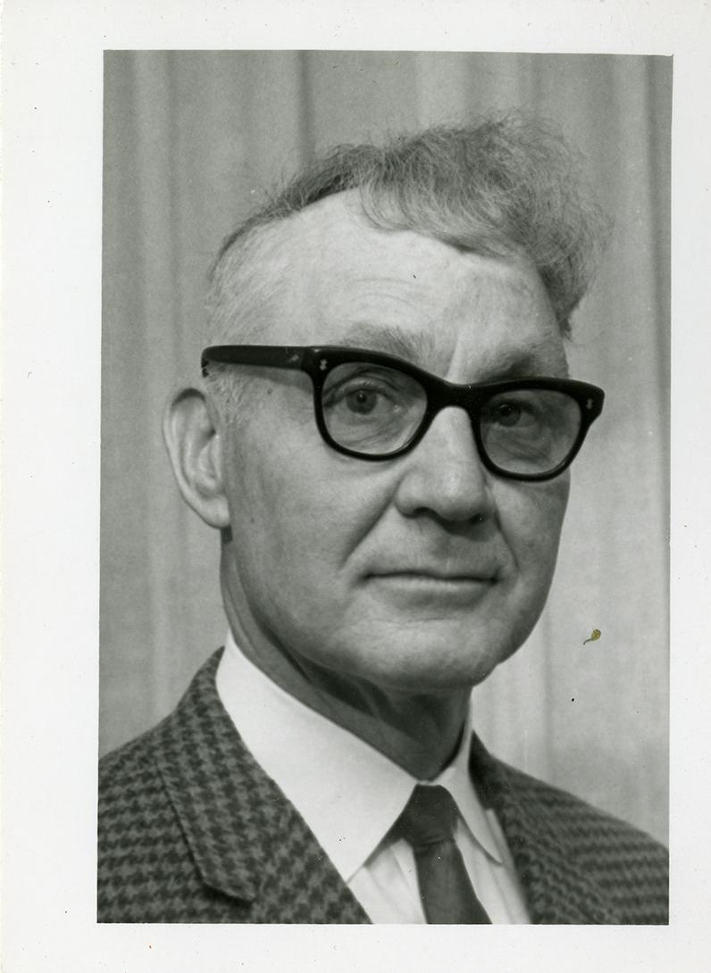 Merlin D. Bishop