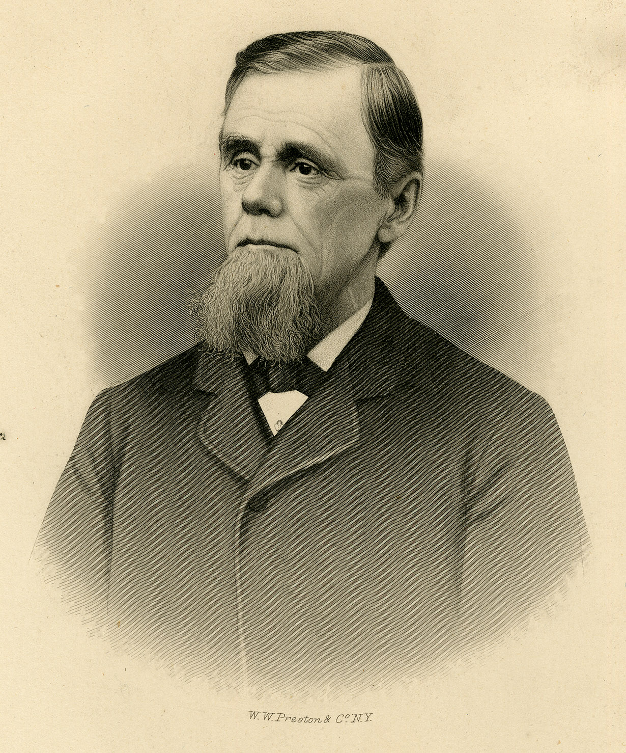 Rockwell Keeney, founder of the Somersville Manufacturing Company
