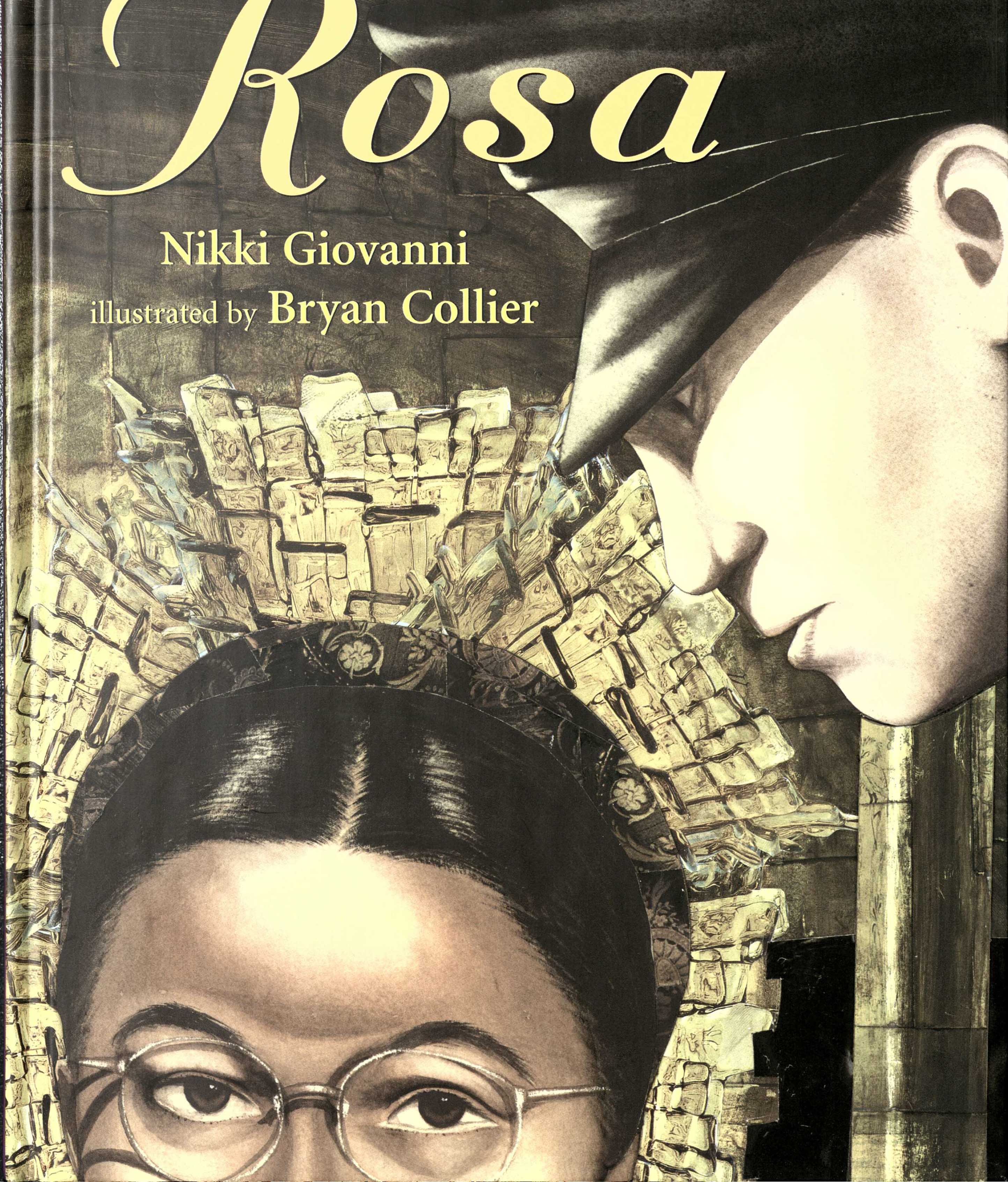 Cover of Rosa, by Nikki Giovanni (2005)