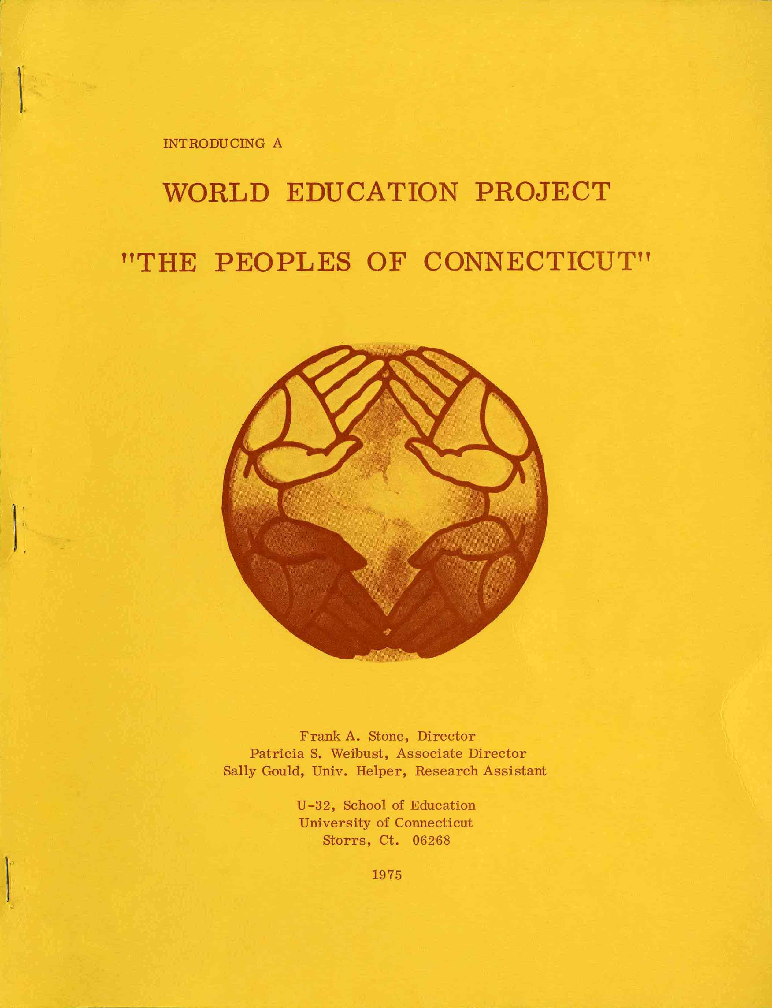 World Education Project pamphlet