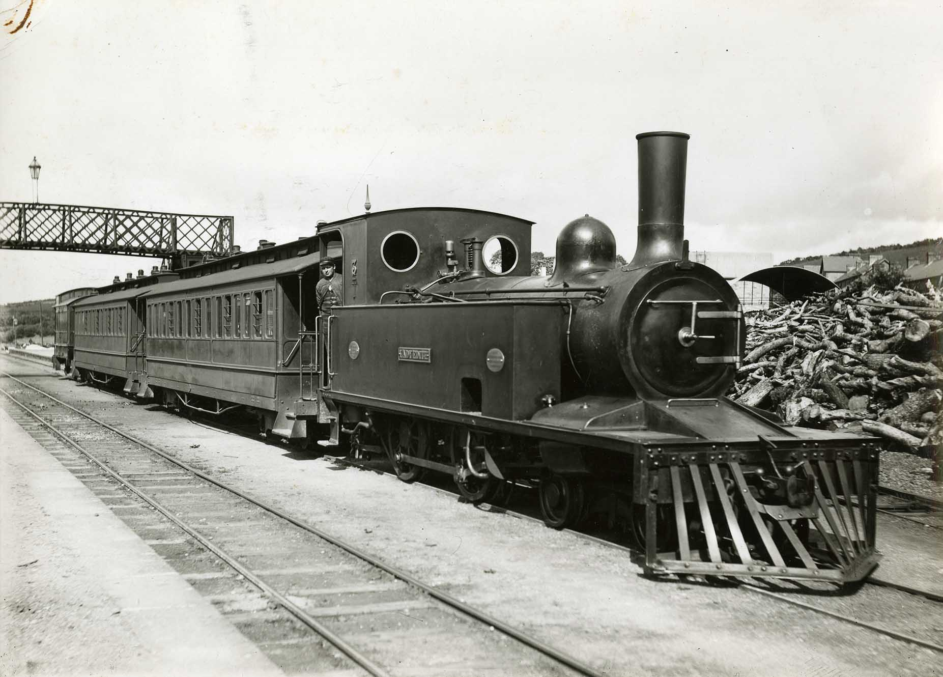 Cavan & Leitrim No. 3L, the Lady Edith in Ireland (1903)