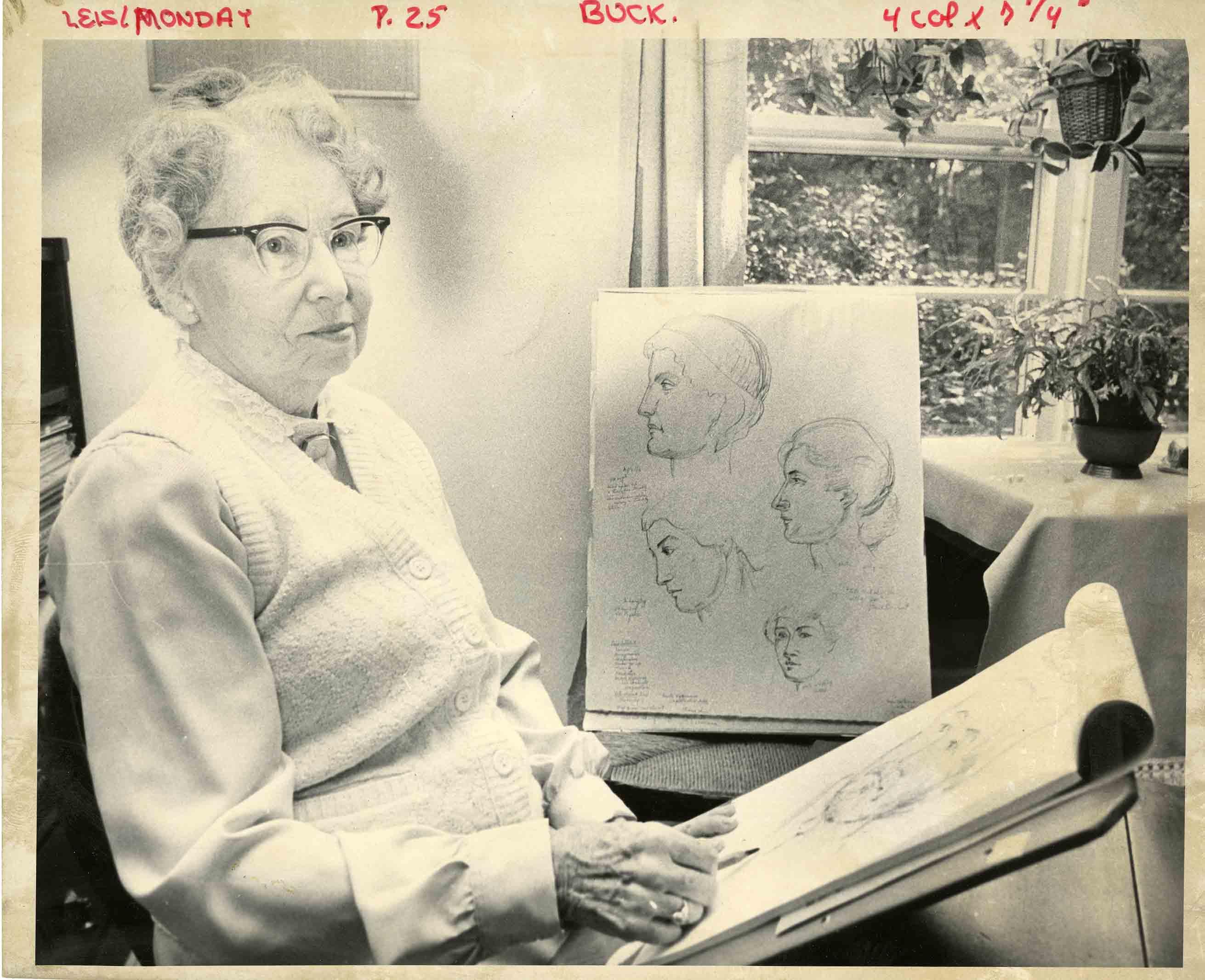 Margaret Waring Buck
