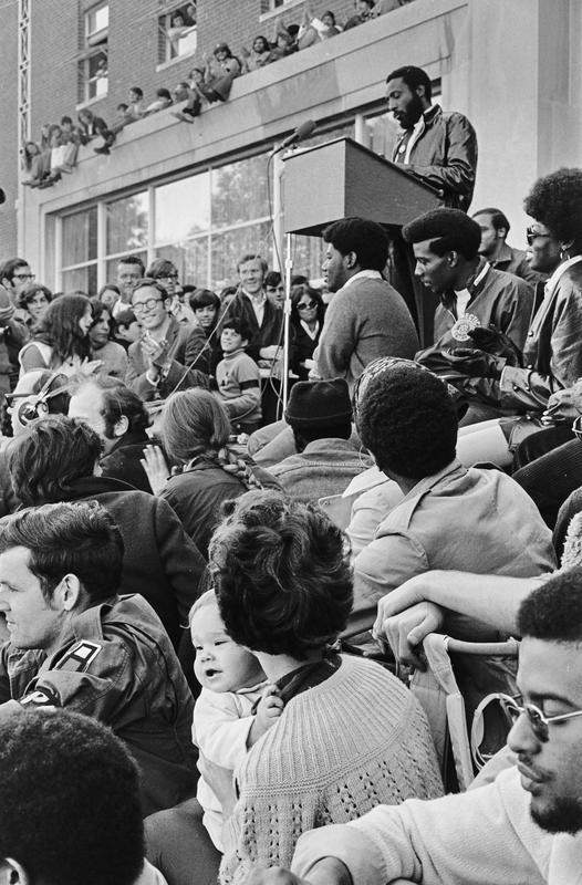 Moratorium against the US War in Vietnam (1969). Photo by Howard Goldbaum