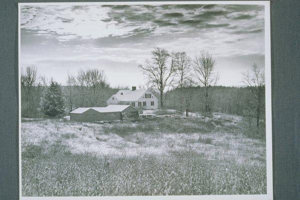 Trail Wood, 1970