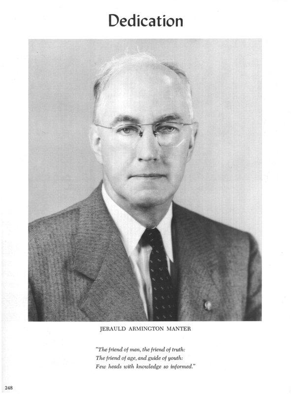 Jerauld Manter