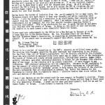 Correspondance Box 61