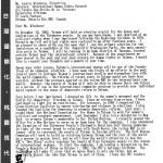 Correspondance, Box 61
