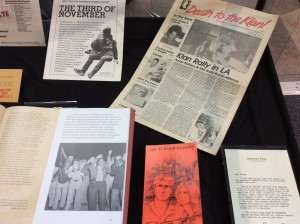 Turner Diaries, Death to the Klan and Southern Poverty Law Report.