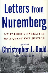 Letters from Nuremberg. My Father's narrative of a quest for Justice (cover)