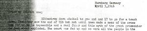 Portion of letter, 4/3/1946