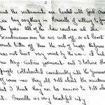Portion of a letter, 9/9/1946