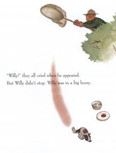 Stray Dog retold and illustrated by Marc Simont (HarperCollins, 2001)