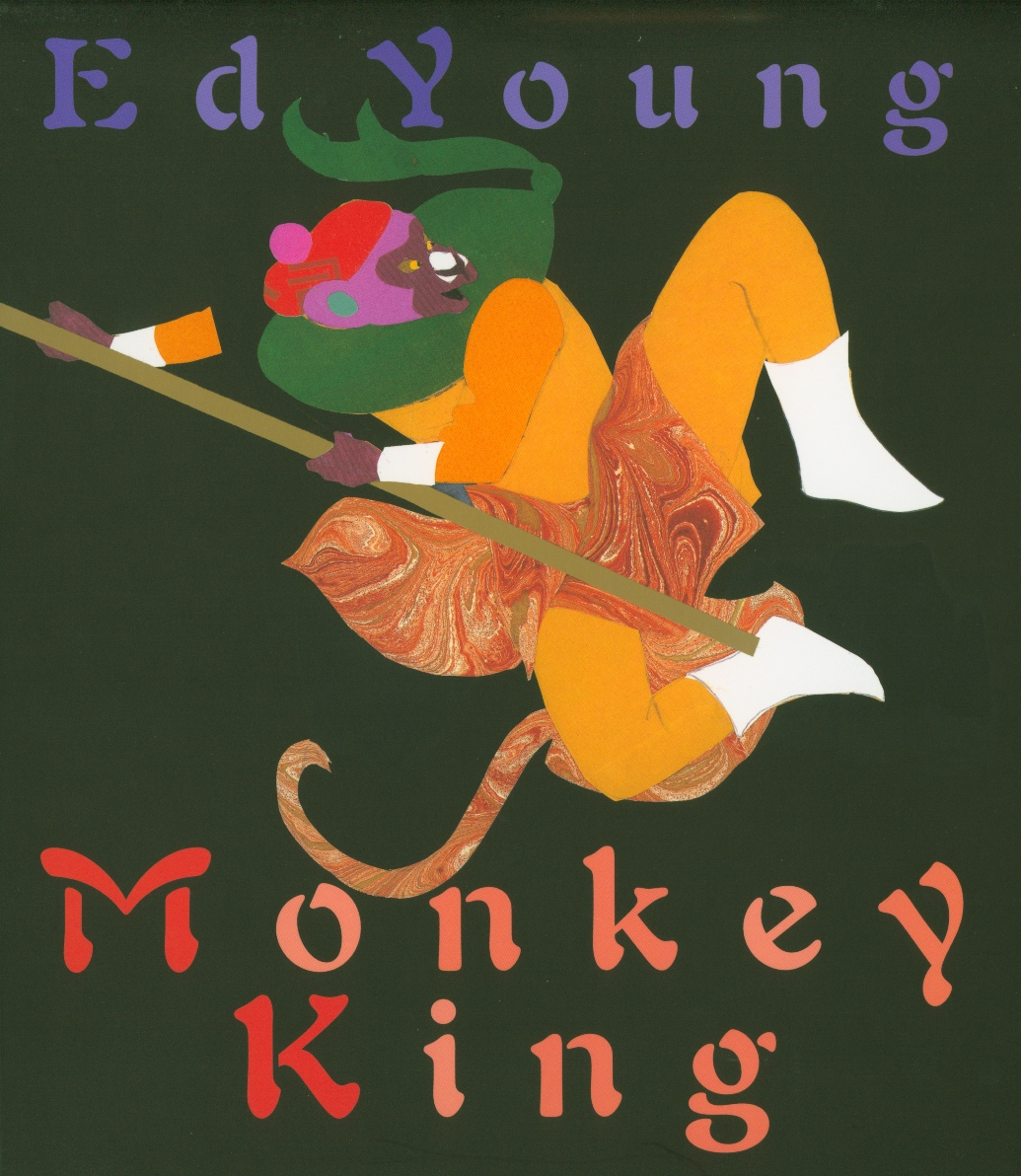 Monkey King, cover