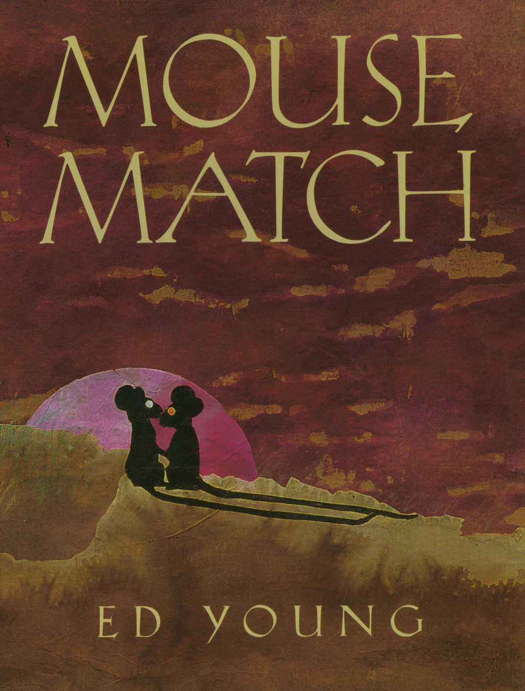 Mouse Match, cover