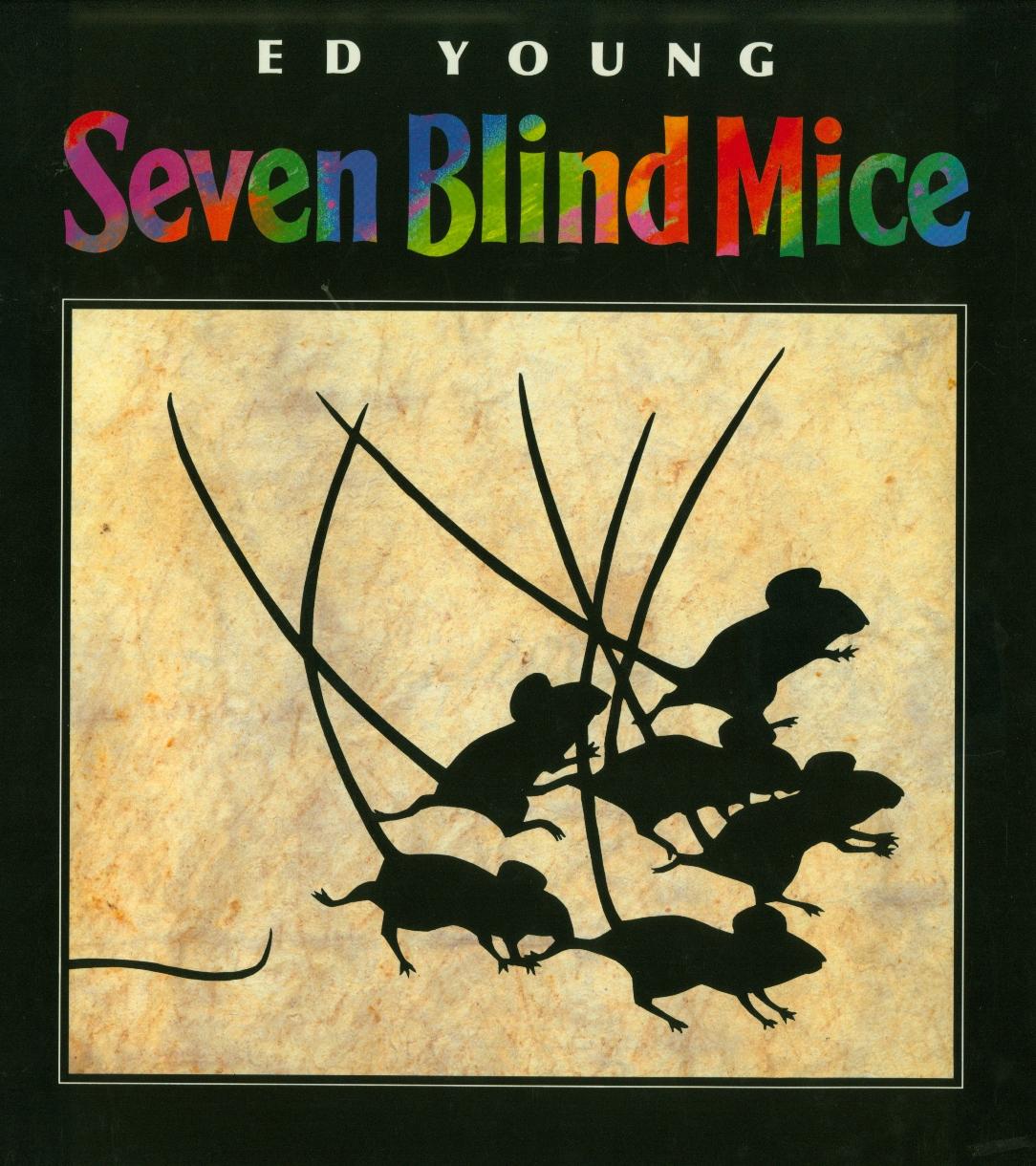 Seven Blind Mice, jacket