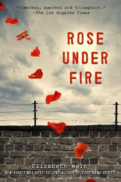 Elizabeth Wein, Rose Under Fire, Honor Book in the fiction category.