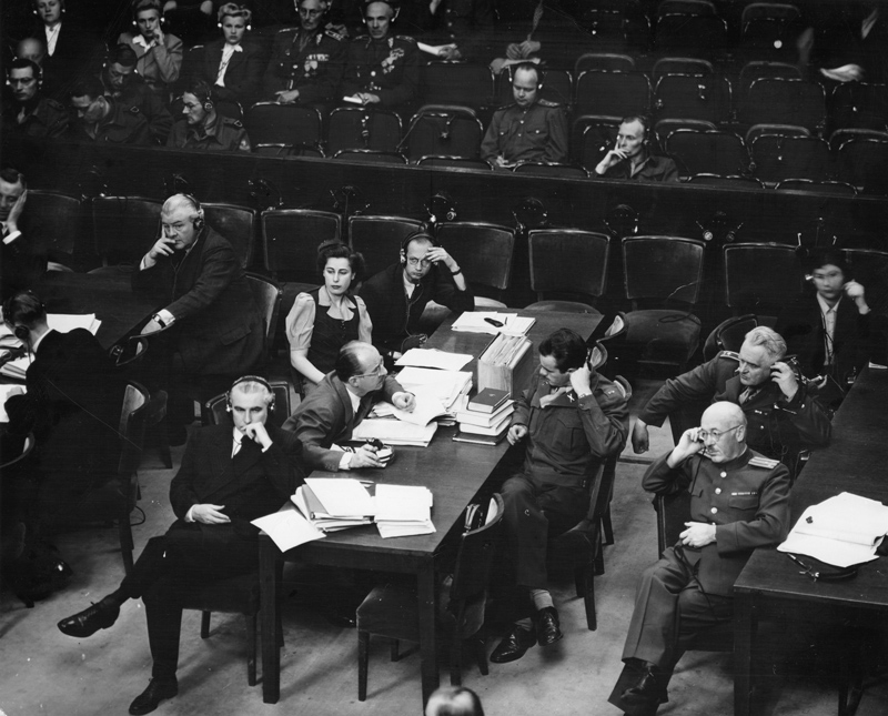 nuremberg trials essay The answer came in the form of the nuremberg trials this is a very big point in history because it is the first time that leaders of the losing countries were to be charged with war crimes the nuremberg trials began november 20th 1945 and ended april 13th 1949.