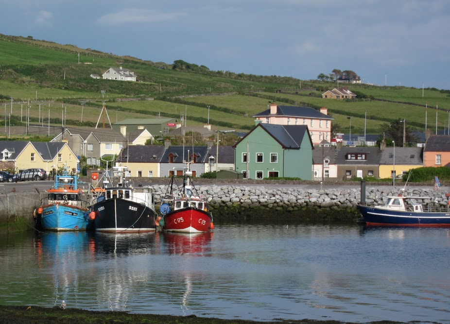 Dingle Harbor by Dean Rupp.