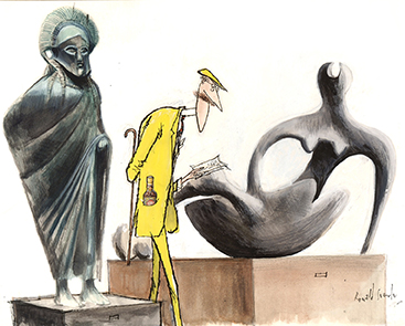 Searle. Mr. Lemon Hart, Old and New Theme_sm
