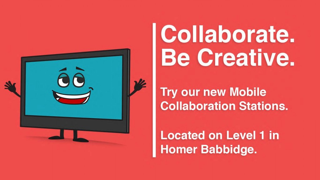 collaboration station screen