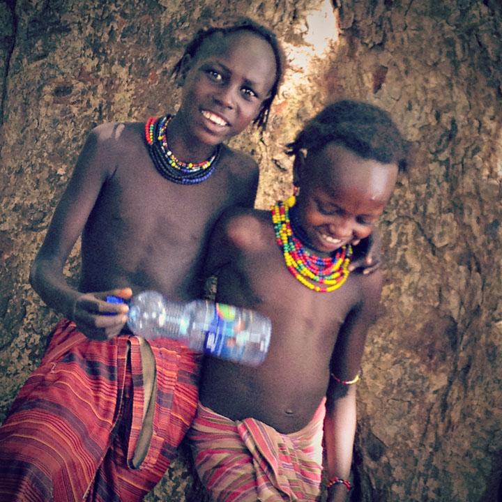 small Gleicher, Water Bottles Ethiopia
