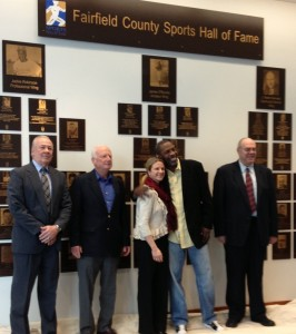 2013 Fairfield Couty Sports Hall of Fame inductees (UConn Stamford)